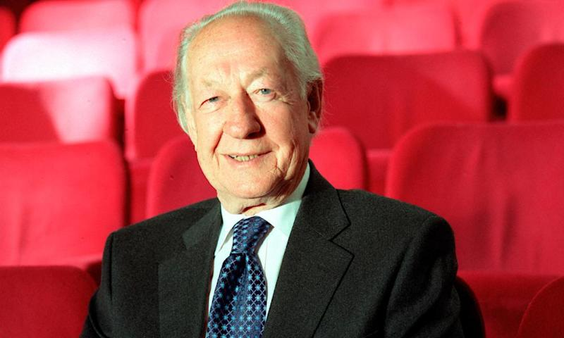 Brian Matthew, who joined the BBC in 1954.