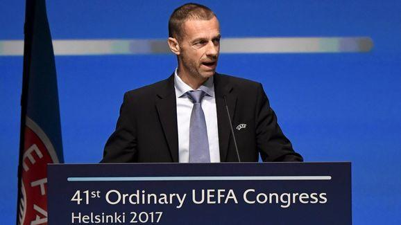 FBL-FINLAND-UEFA-CONGRESS. Photo by