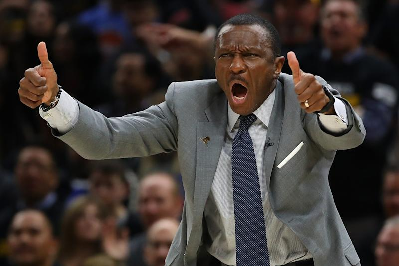 Casey should get Pistons out of first gear