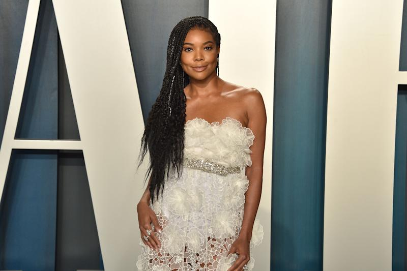 "Gabrielle Union talks about the fear of being ""blackballed"" when speaking truth to power in the entertainment industry. (Photo: Getty Images)"