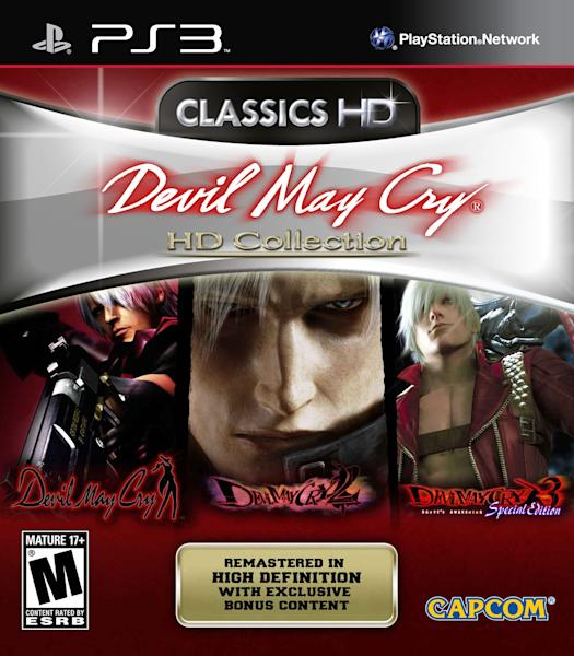 Devil May Cry HD Collection (360 PS3)