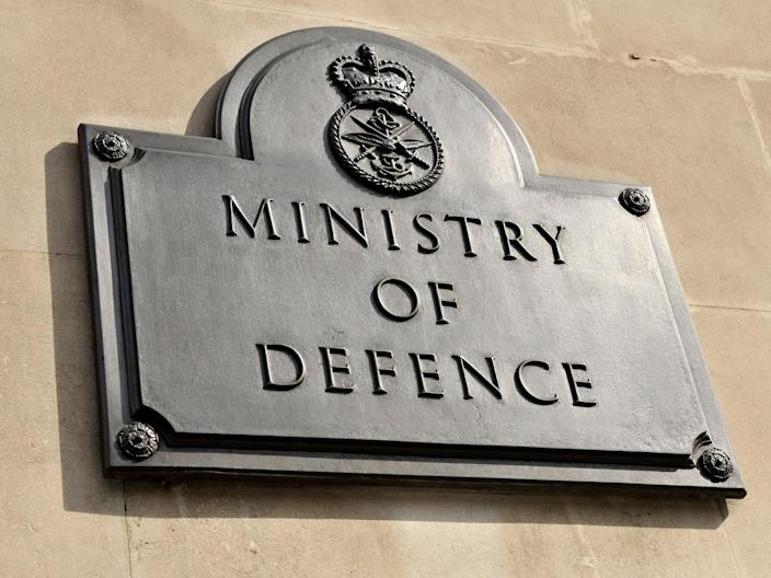 The MoD is investigating how the female soldier died on Thursday (PA)