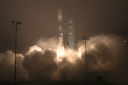 NASA's Orbiting Carbon Observatory-2 mission launches from Vandenberg Air Force Base, in California
