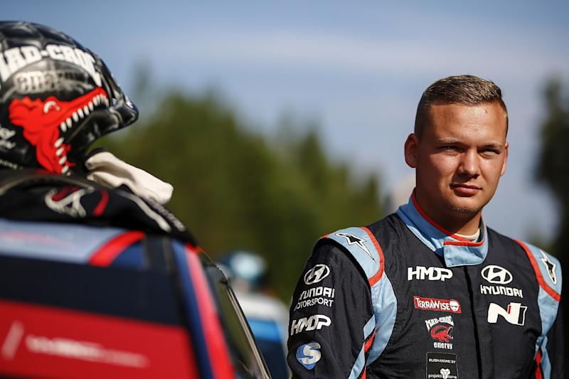 Huttunen linked to new factory WRC deal