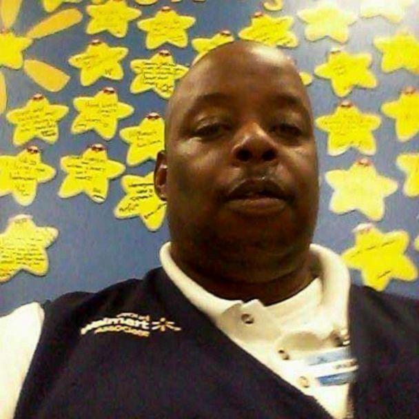 PHOTO: Wando Evans, who worked at a Walmart in Evergreen Park, Illinois, died from COVID-19 complications on March 25, 2020. (Courtesy Evans Family)