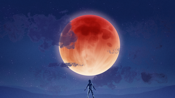 blood moon name meaning - photo #8