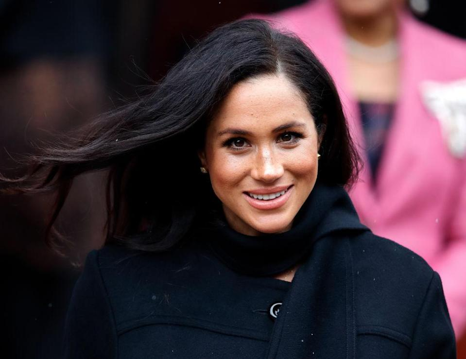 The Duchess of Sussex is reportedly turning to hypnobirthing to help her through labour and birth [Photo: Getty]