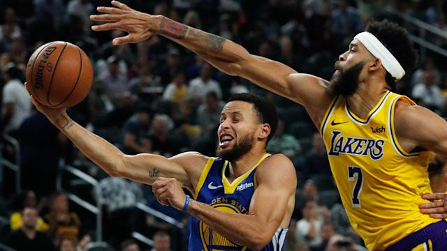 <p>With camp now largely behind the Warriors, it's time to shift into regular-season mode before opening night next Tuesday.</p>