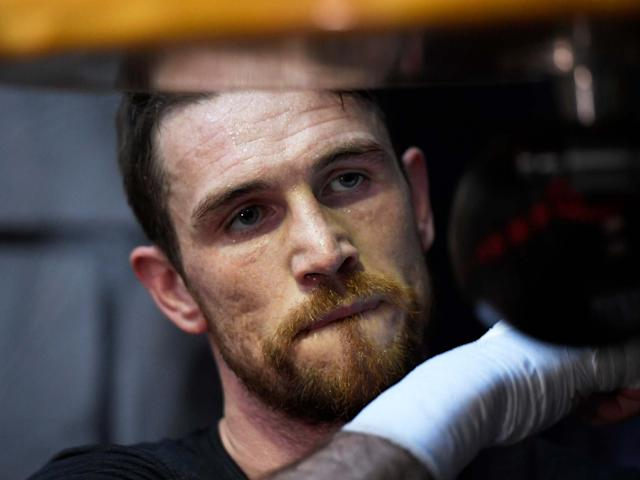 Callum Smith is on the brink of a domestic mega-fight: Getty