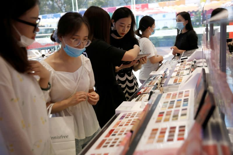 'All girls, buy it!' In China, Perfect Diary gives cosmetics world a makeover with live streams, low prices