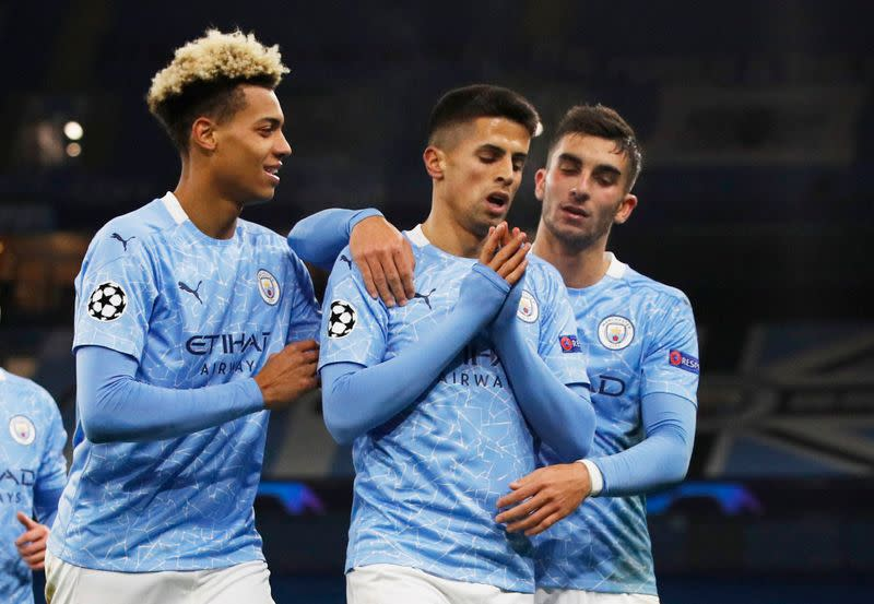Champions League - Group C - Manchester City v Olympiacos