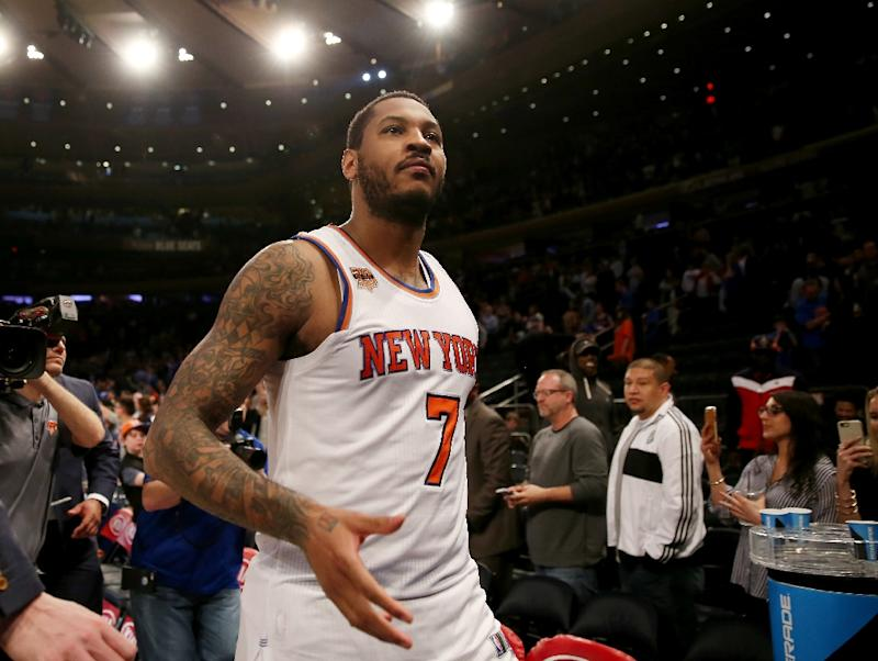 Carmelo Anthony-to-Rockets talks put on hold