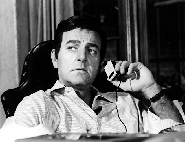 "<p>The Armenian-American actor best known for the title role on the crime series ""Mannix"" died at age 90 on Jan. 26. (Photo: Everett Collection) </p>"