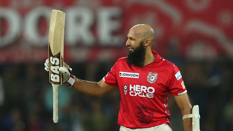 Match Blog: Hashim Amla Smashes Career's First T20 Century, vs MI