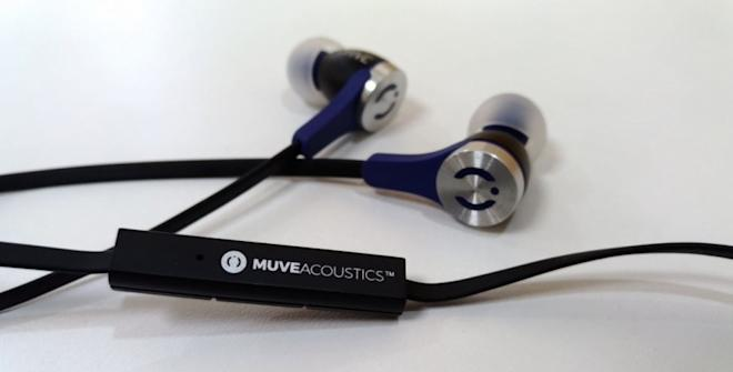MuveAcoustics Drive, in-ear, Earphone review, MuveAcoustics Drive