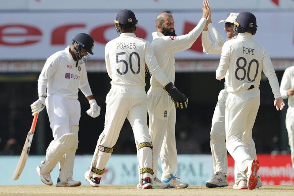 India vs England 2nd Test Day 2