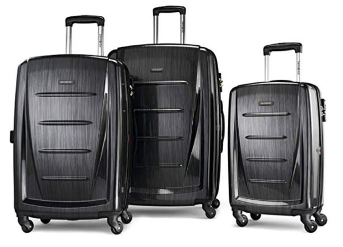 Samsonite Winfield 2 Hardside Luggage with Spinner Wheels. (Photo: Amazon)