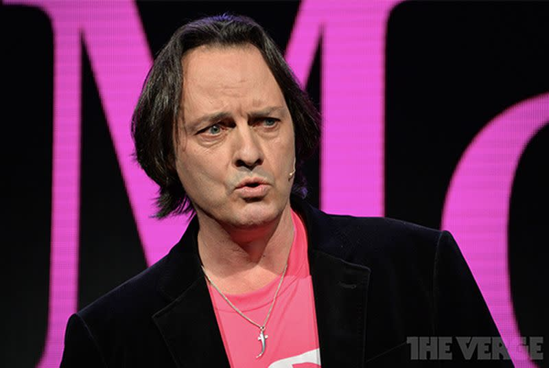 T Mobile Ceo John Legere Got Caught Lying By The Eff And Now He S