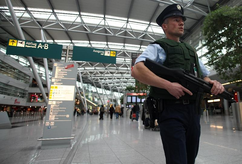 Flights at Dusseldorf's international airport, Germany's third busiest in terms of passengers, were interrupted for an hour in the morning while the 125-kilogram (275-pound) bomb was neutralised