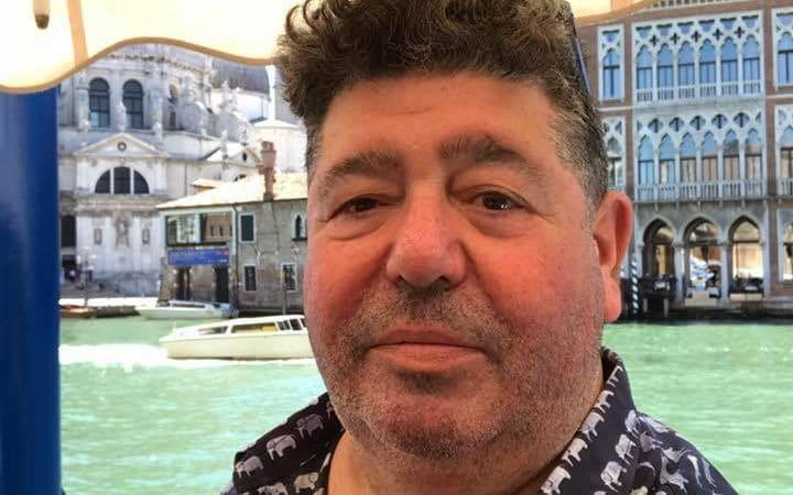 Rob Goldstone, the British publicist who helped set up meeting between Trump campaign and Russian lawyer - Facebook