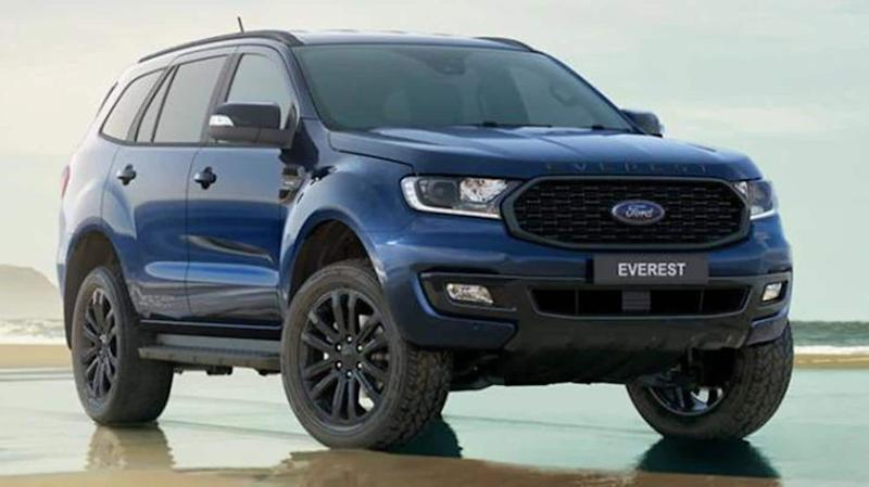 Ford Endeavour Sport SUV to be launched soon