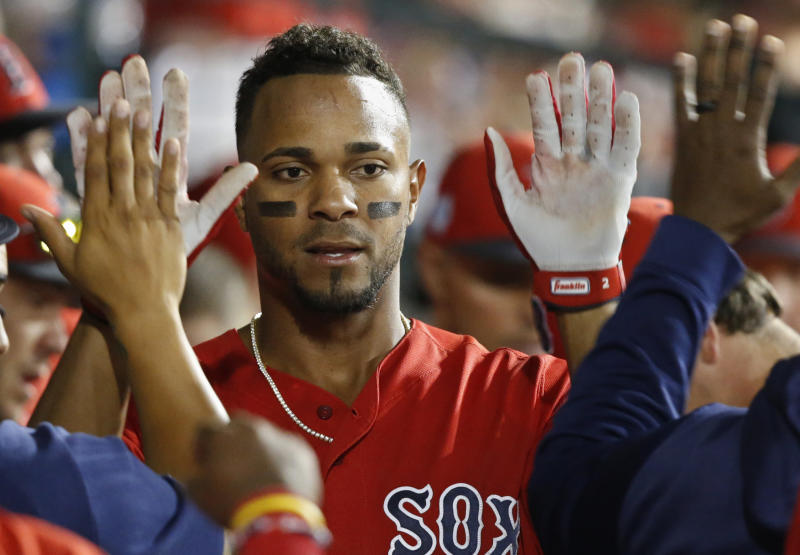 Red Sox nearing 7-year, $132M extension with Bogaerts