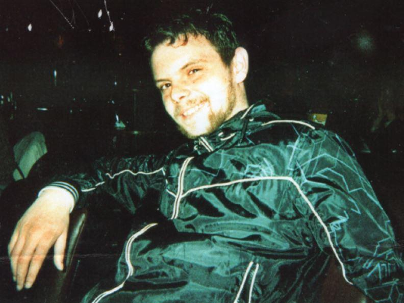 Ryan Addison, who has autism, pictured before he was detained under the Mental Health Act when he was 17