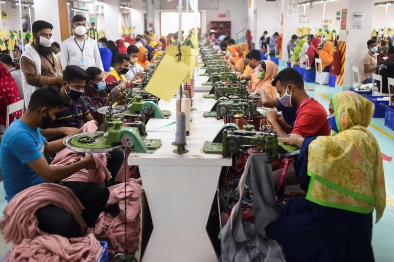 The garment industry has helped lift millions of people out of poverty