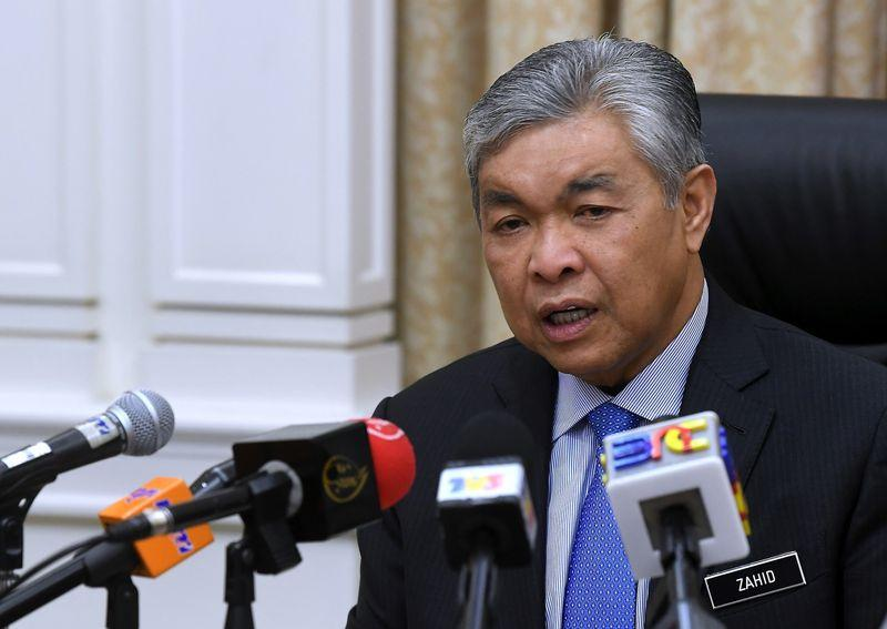 Zahid: Malaysia, Indonesia meeting today over possible maid ban