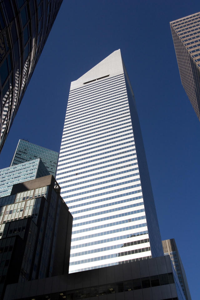 <b>Citigroup Center </b><br>altezza: <b>279 metri</b> <br>59 piani<br>1977