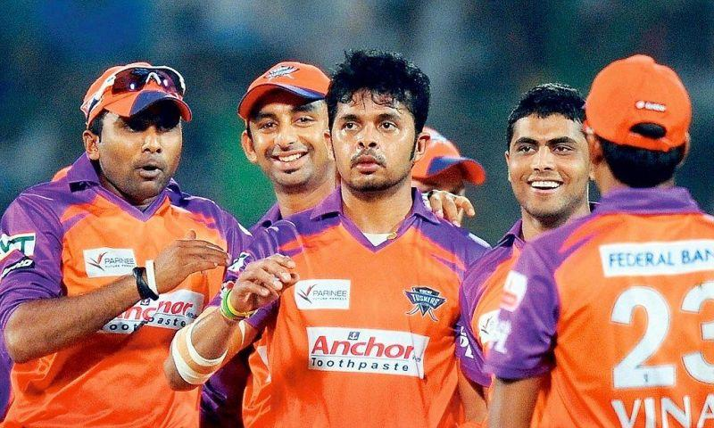 Kochi Tuskers Kerala squad had big names like Sreesanth, Jayawardene, Jadeja, and McCullum