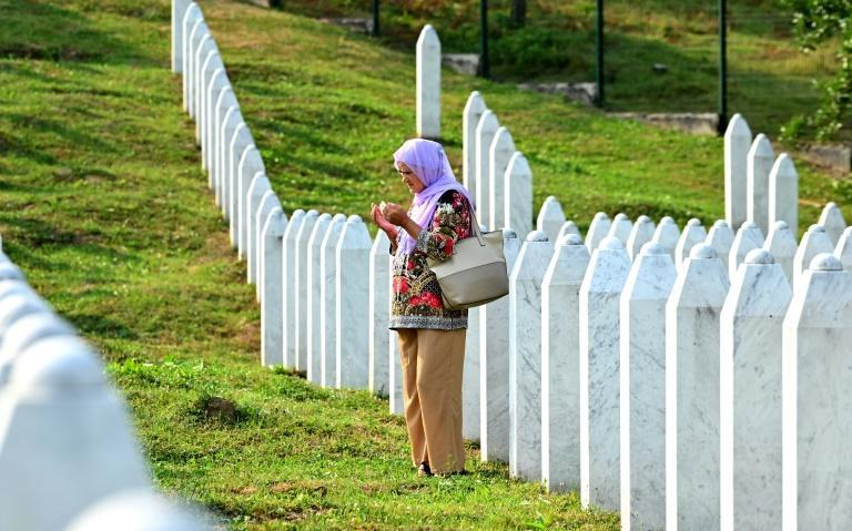 The remains of 19 victims were laid to rest on Sunday
