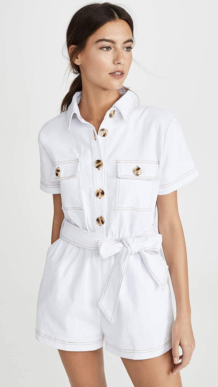 <p>This <span>Charlie Holiday Tropez Romper</span> ($109) is begging to be packed on your next vacation.</p>