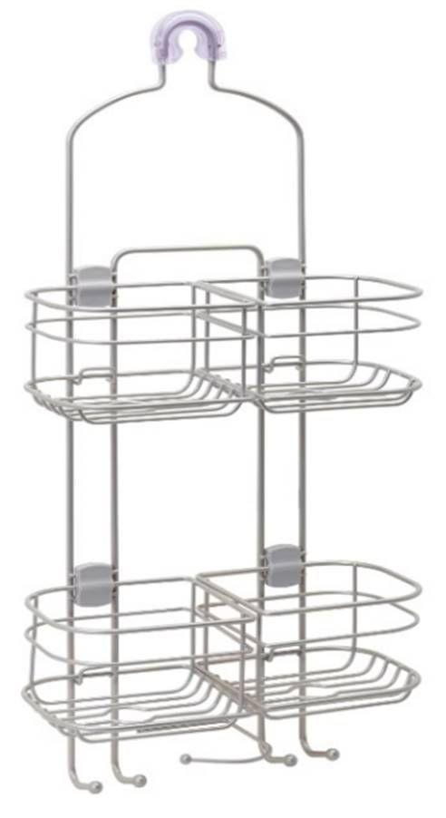 "<h3><a href=""https://www.walmart.com/ip/Better-Homes-Gardens-Expandable-Hose-Shower-Caddy-Satin-Nickel/310511240"" rel=""nofollow noopener"" target=""_blank"" data-ylk=""slk:Better Homes & Gardens Expandable Shower Caddy"" class=""link rapid-noclick-resp""><strong>Better Homes & Gardens</strong> Expandable Shower Caddy</a></h3> <p>Living in a quad this year? A hanging shower caddy with four compartments makes it clear whose stuff is whose — and not that you need a reminder, but no stealing your roomie's stuff without asking.</p> <br> <br> <strong>Better Homes & Gardens</strong> Expandable Hose Shower Caddy, $18.88, available at <a href=""https://www.walmart.com/ip/Better-Homes-Gardens-Expandable-Hose-Shower-Caddy-Satin-Nickel/310511240"" rel=""nofollow noopener"" target=""_blank"" data-ylk=""slk:Walmart"" class=""link rapid-noclick-resp"">Walmart</a>"