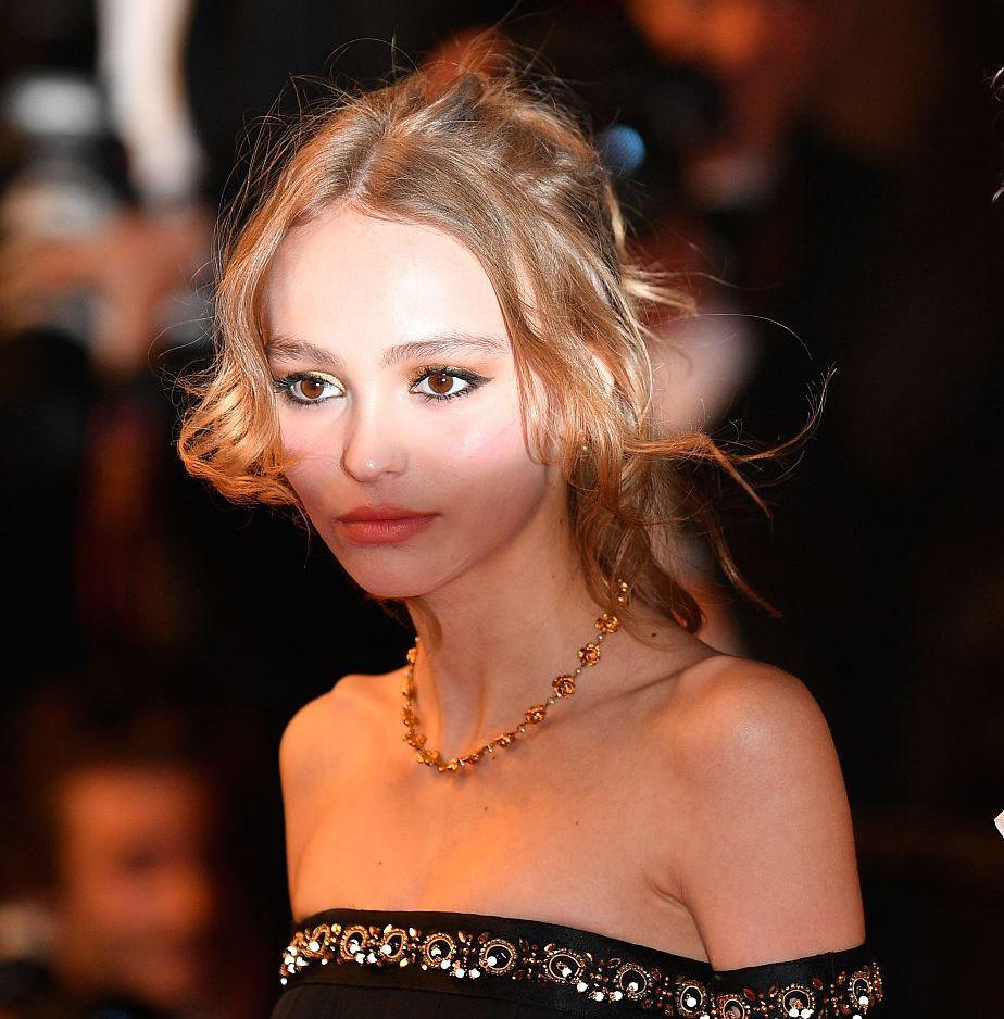 Lily-Rose Depp's Chanel commercials are the definition of *~mysterious~*