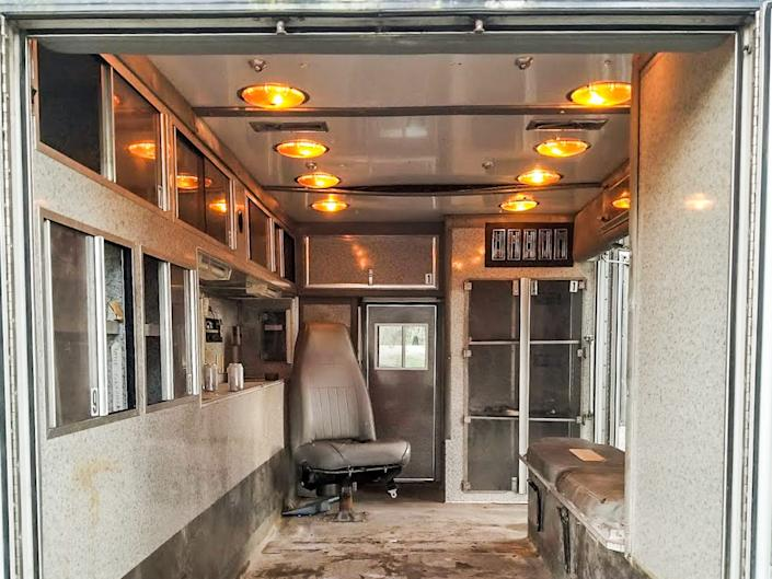 ambulance renovation