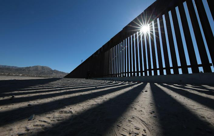 A Guatemalan woman and her unborn baby died after attempting to scale a border wall.