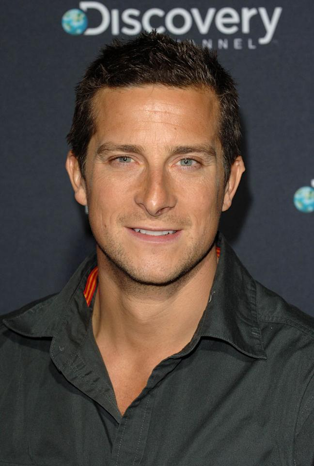 "<a href=""/bear-grylls/contributor/2278195"">Bear Grylls</a> arrives at Discovery Channel's Los Angeles Screening of <a href=""/life/show/44198"">""Life""</a> at the Getty Center on February 25, 2010."