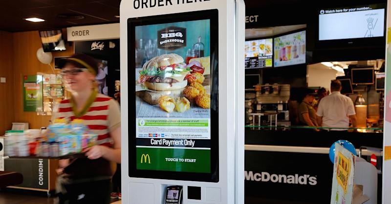 McDonald's shares rise after Jefferies says UberEats delivery will drive sales next year
