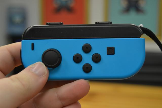 Nintendo finds a simple fix for Switch controller issues: A