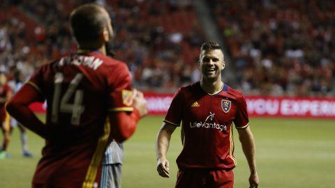 Chris Wingert Real Salt Lake