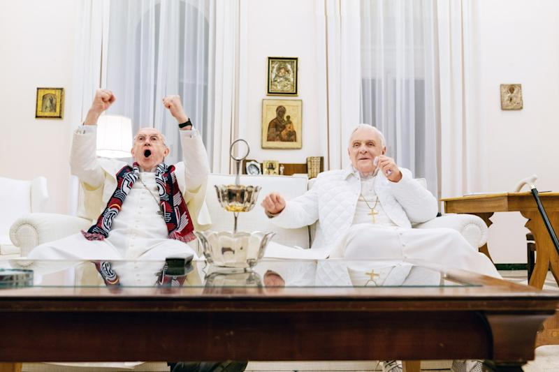 The Two Popes, 2019