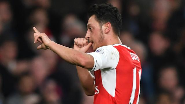 Arsenal midfielder Mesut Ozil feels the club are not good enough to fight for trophies and remains undecided on his long-term future.