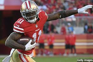 Nick Mensio checks in on Marquise Goodwin, Geronimo Allison, John Brown and others in Wednesday's Dose