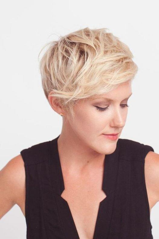 <p>The more layers, the more texture and body your pixie will have.</p>