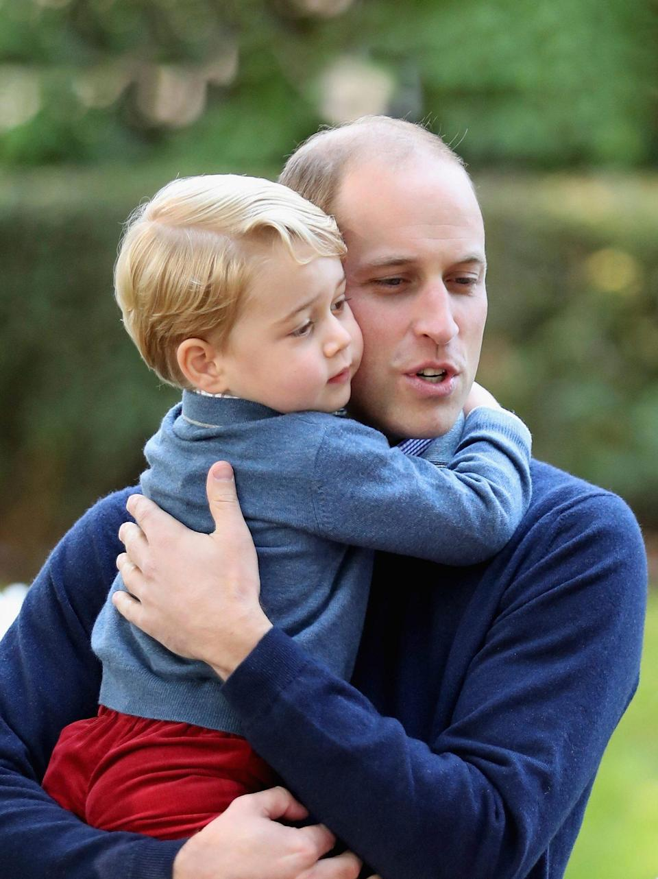 """<p>""""I take my duties and my responsibilities to my family very seriously,"""" Prince William once told the BBC.</p> <p>But unlike previous royal generations, Kate and William (seen with Prince George, then 3, in Canada in 2016) """"can mix traditional duty with being thoroughly modern parents,"""" a family friend tells PEOPLE <em>Royals </em>in the fall issue (out September 10).</p>"""