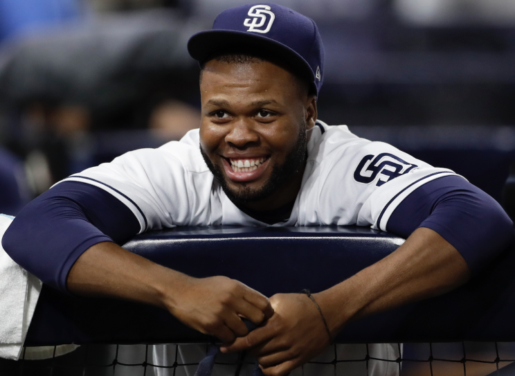 Manuel Margot owners have reason to smile