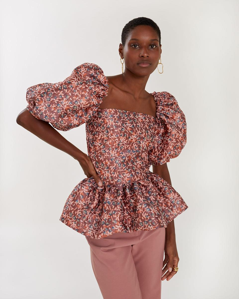 An blouse by Olivia Rose The Label, available to rent at Onloan.co