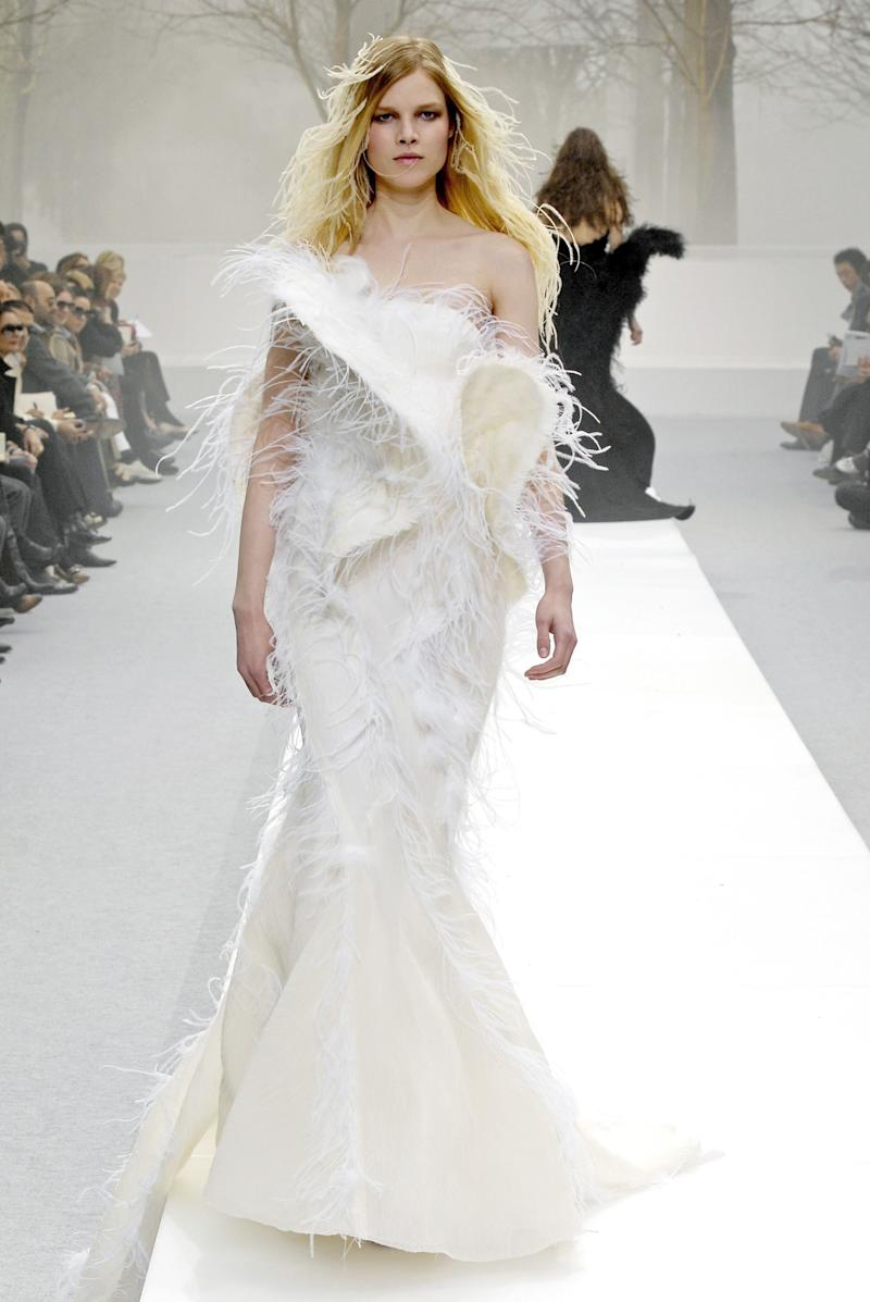 Nina Ricci Fall 2007: Why Olivier Theyskens's Debut at the French Fashion House Feels So Right Again