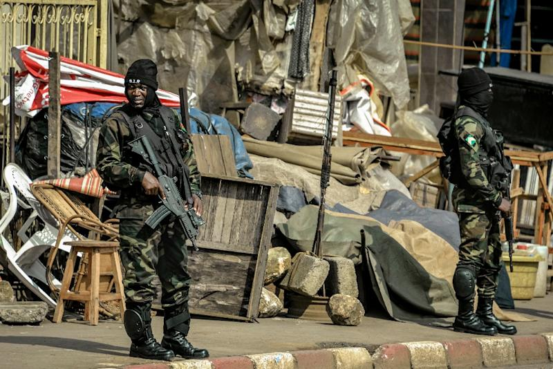 Violence occurs almost daily in Cameroon's Northwest and Southwest Regions between government forces and English-speaking separatists